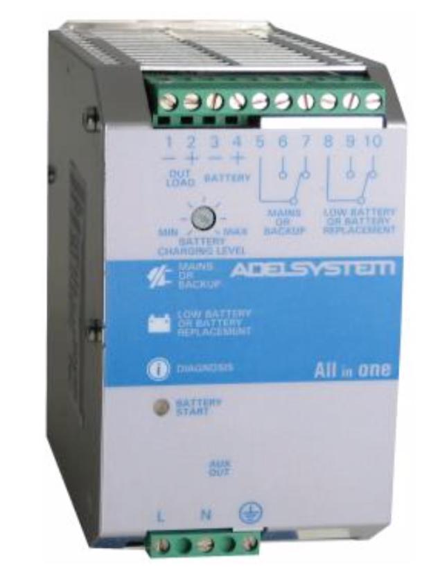 Adel CBI245A DC UPS Module