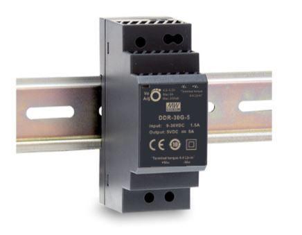 DIN Rail DC Converter
