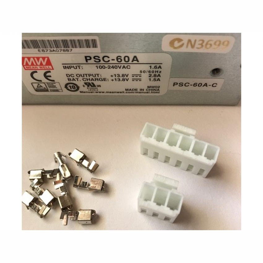 MEAN WELL PSC-60 Connector Kit