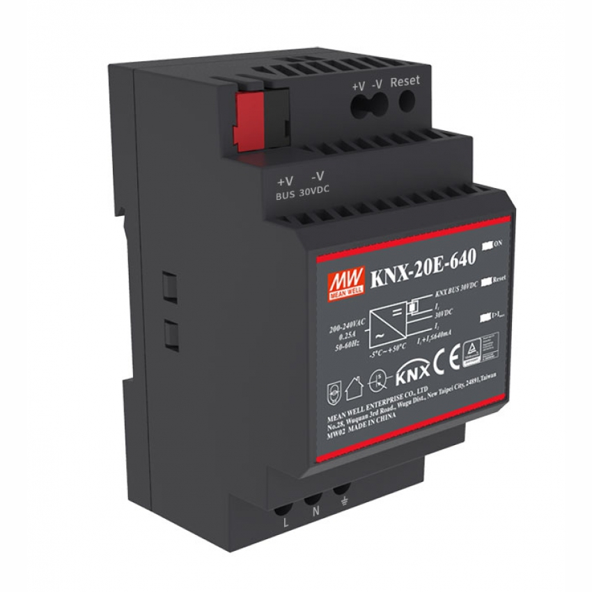 MEAN WELL KNX-20E-640