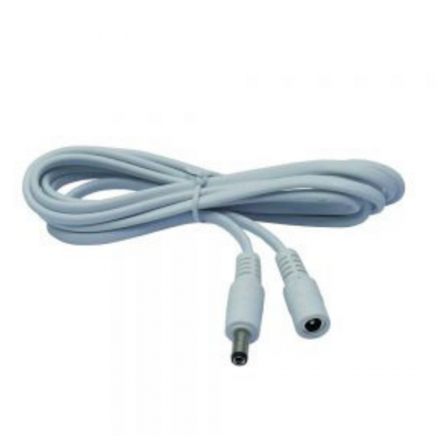 2m 2.1mm DC extension cable Male to Female
