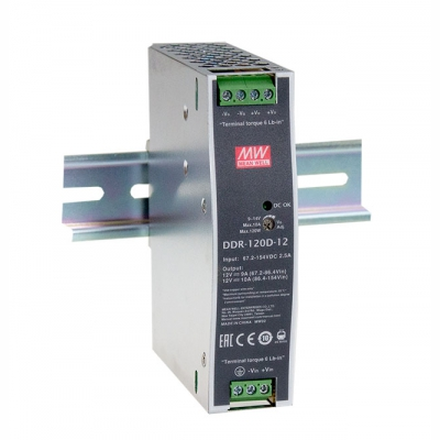 MEAN WELL DDR-120A-12