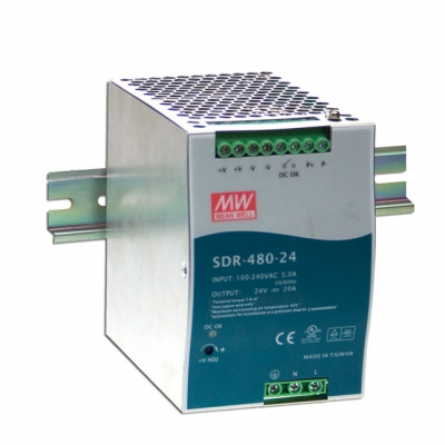 MEAN WELL SDR-480-24