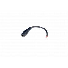 DC Power Lead Adapter 2.1mm Socket / Fly Leads 10cm
