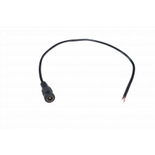 DC Power Lead Adapter 2.1mm Socket / Fly Leads 40cm